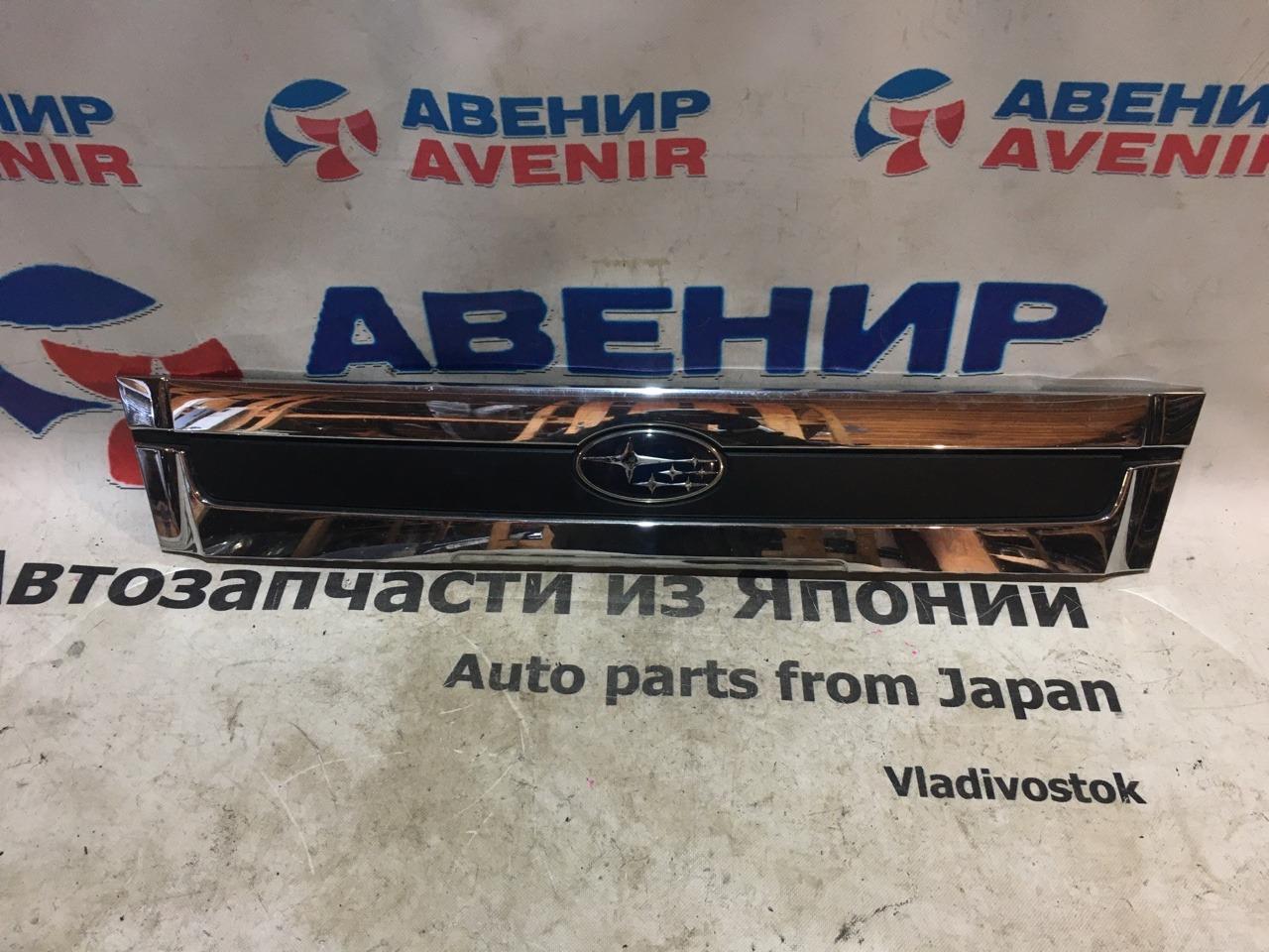 Решетка Subaru Sambar TW2