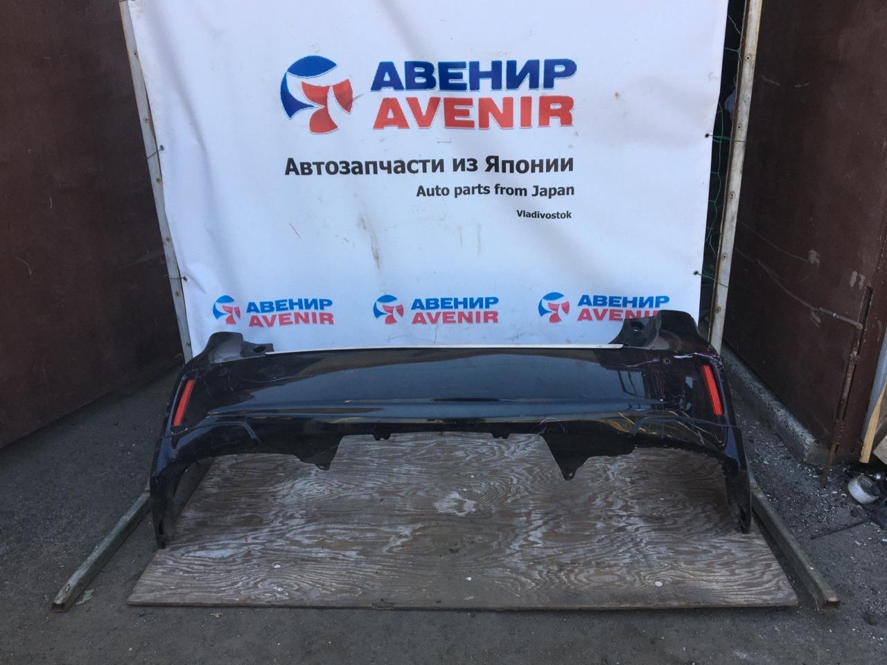 Бампер Toyota Prius Alpha ZVW40 задний