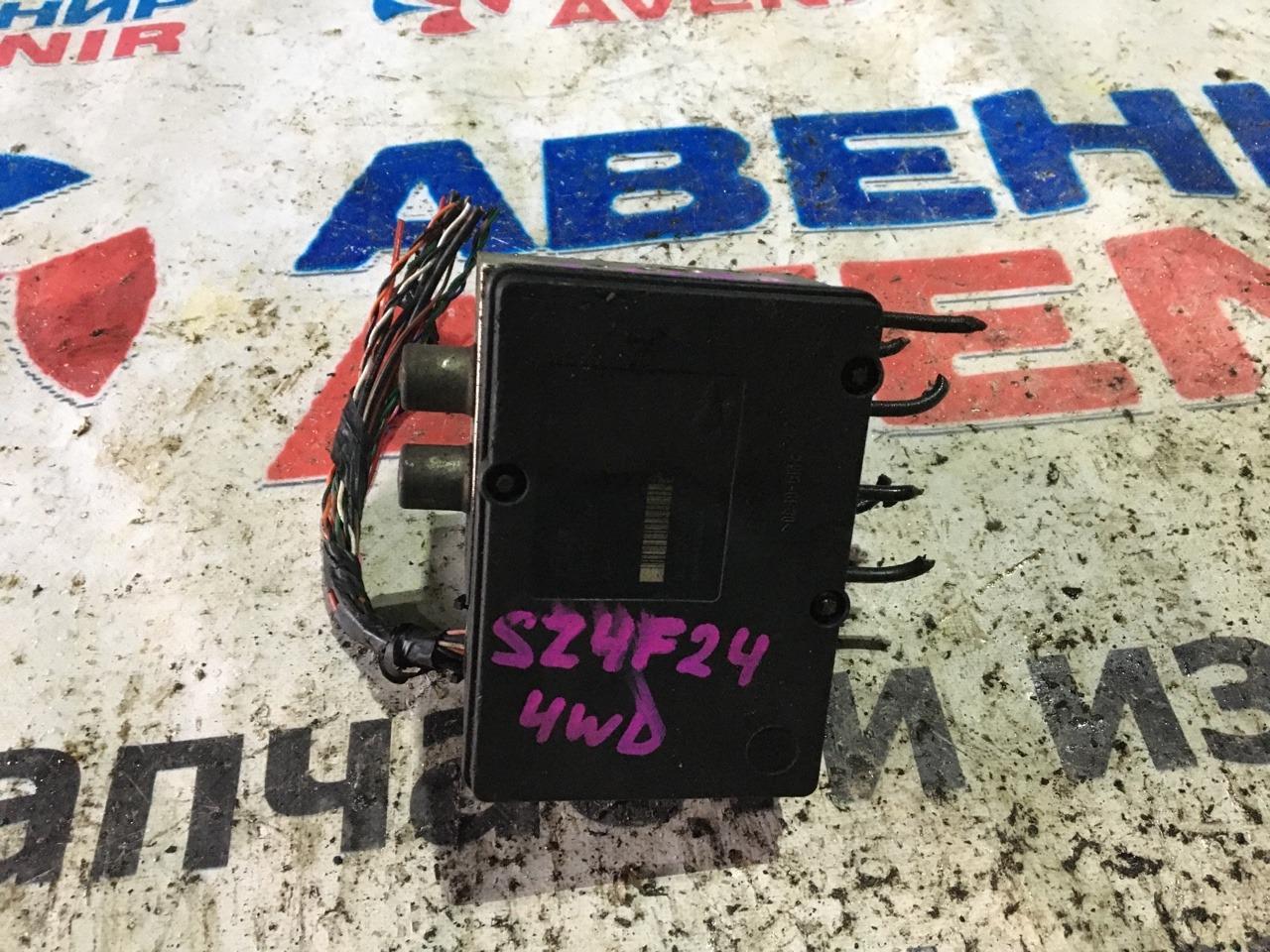 Блок abs Nissan Atlas SZ4F24 ZD30