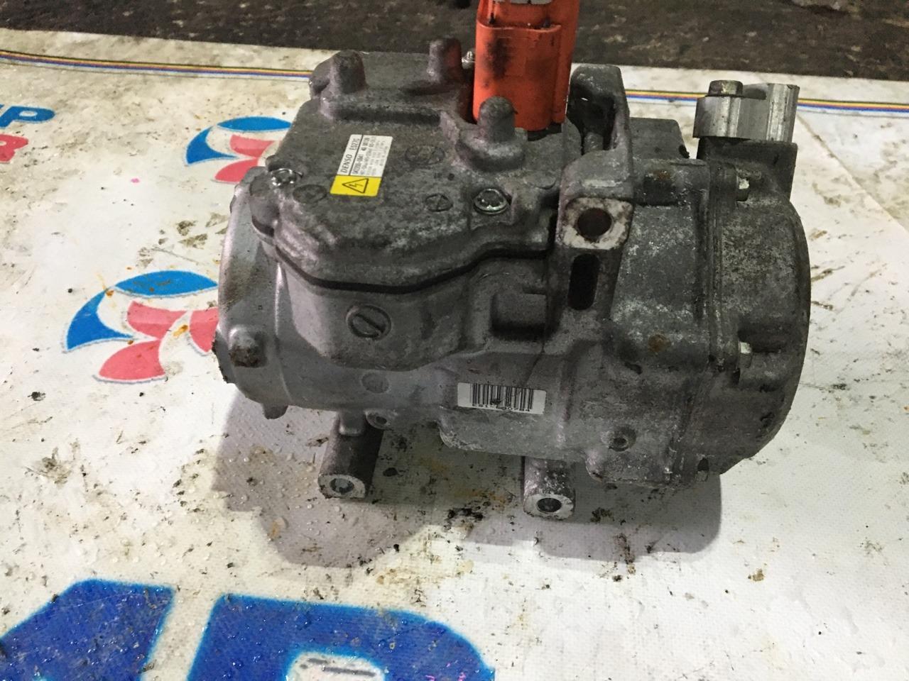 Компрессор кондиционера Toyota Alphard ATH20 2AZ-FXE