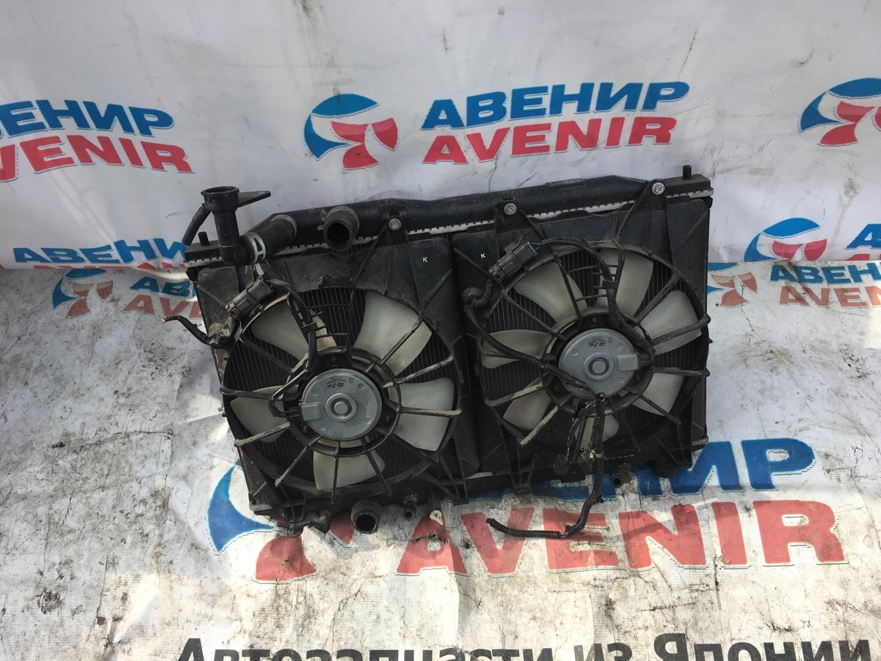 Радиатор Honda Civic FD3 LDA