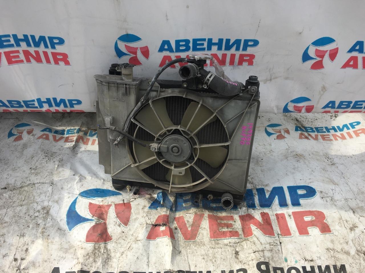 Радиатор Toyota Funcargo NCP12 1NZFE