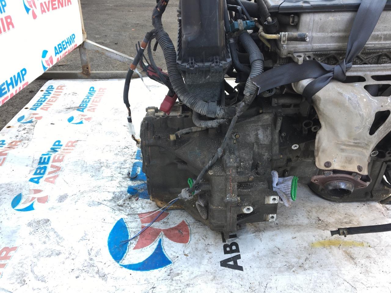 Акпп Toyota Funcargo NCP21 1NZ-FE