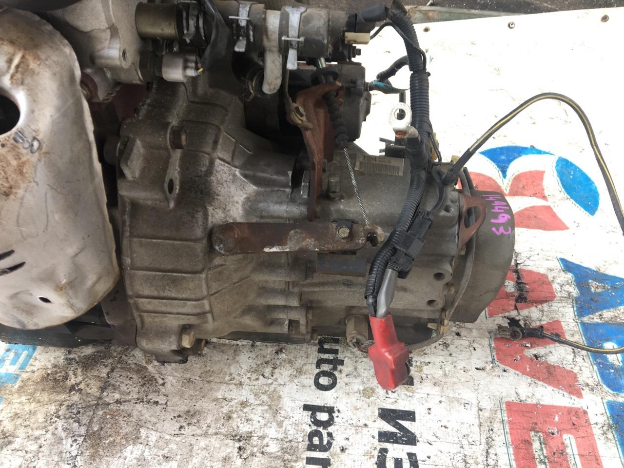 Мкпп Toyota Duet M100A EJ-DE
