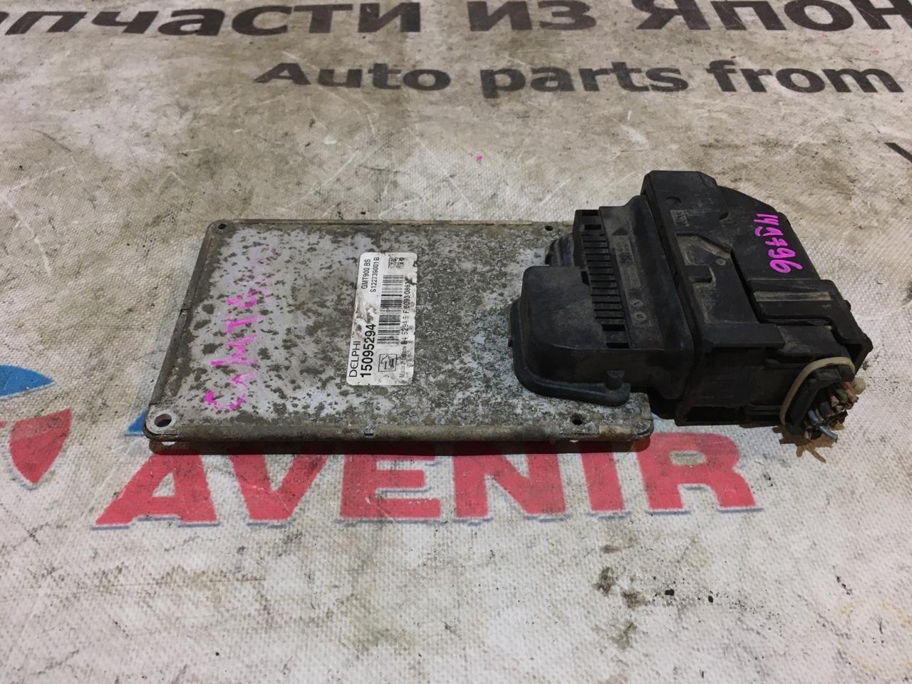 Электронный блок Cadillac Escalade YS L9H
