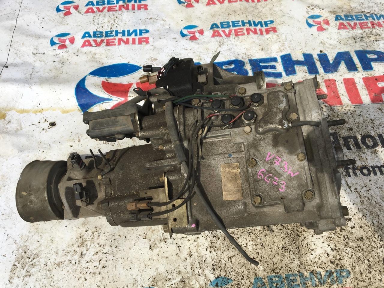 Раздатка Mitsubishi Pajero V73W 6G72 задняя