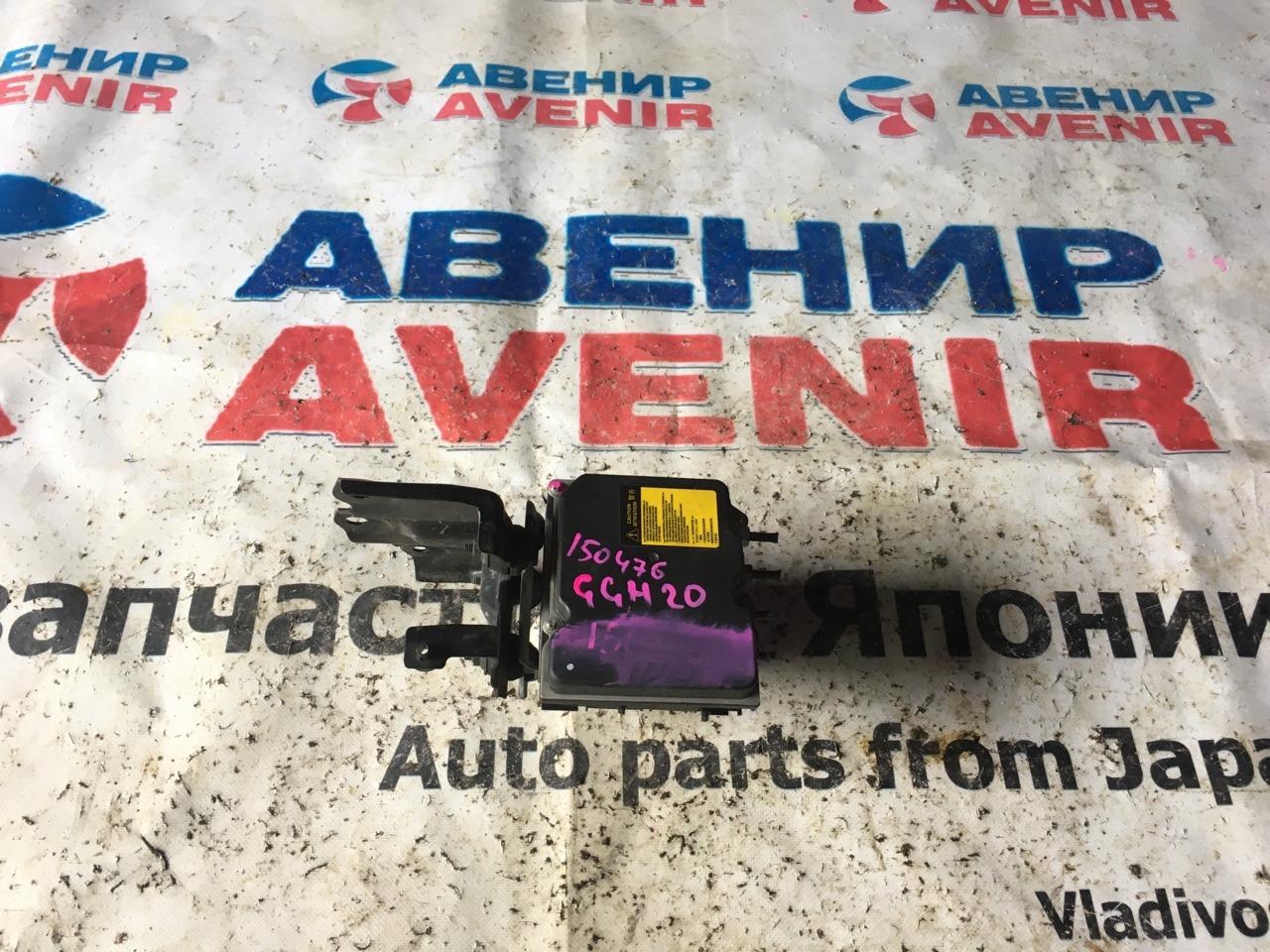 Блок abs Toyota Vellfire GGH20 2GR-FE