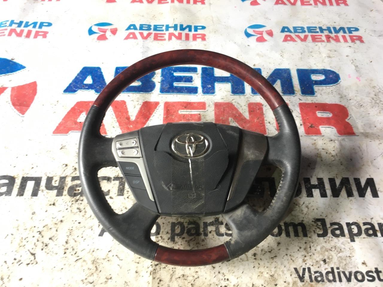 Руль Toyota Vellfire ANH20W 2GR-FE