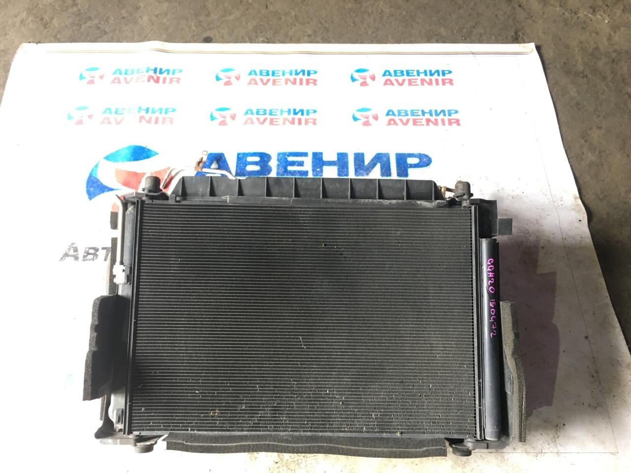 Радиатор Toyota Alphard ANH20W 2AZ-FXE