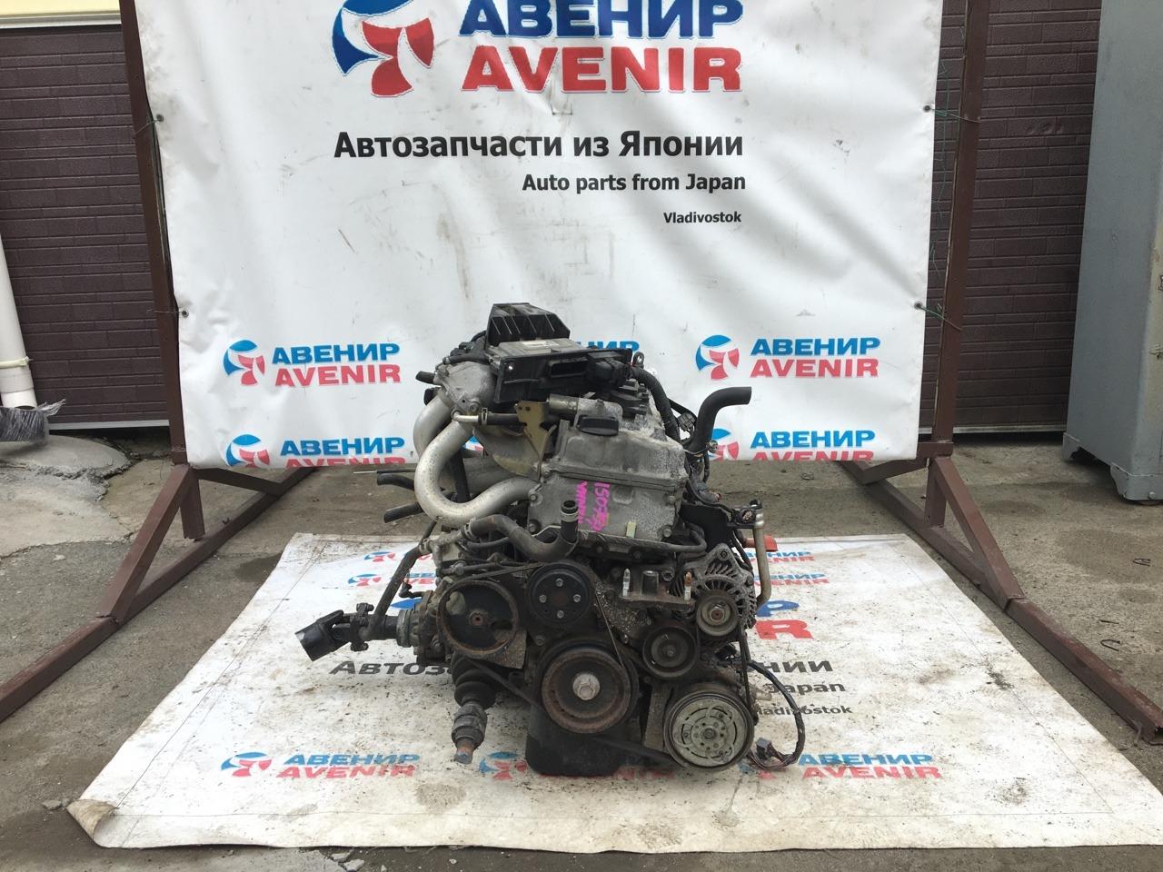 Двигатель Nissan Ad VHNY11 QG18DE