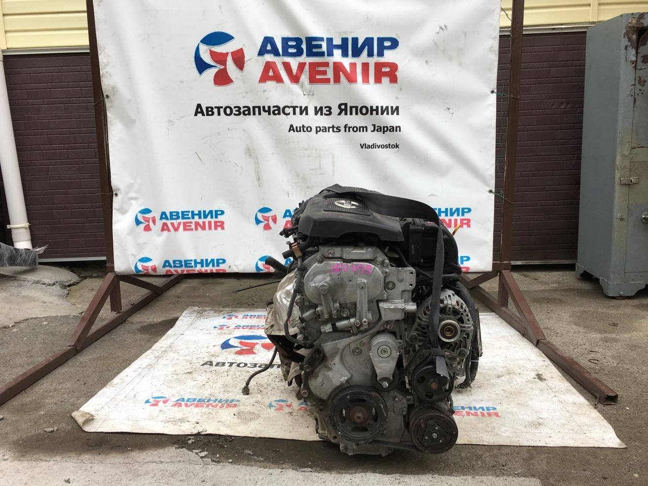 Двигатель Nissan Bluebird Sylphy TB17 MRA8