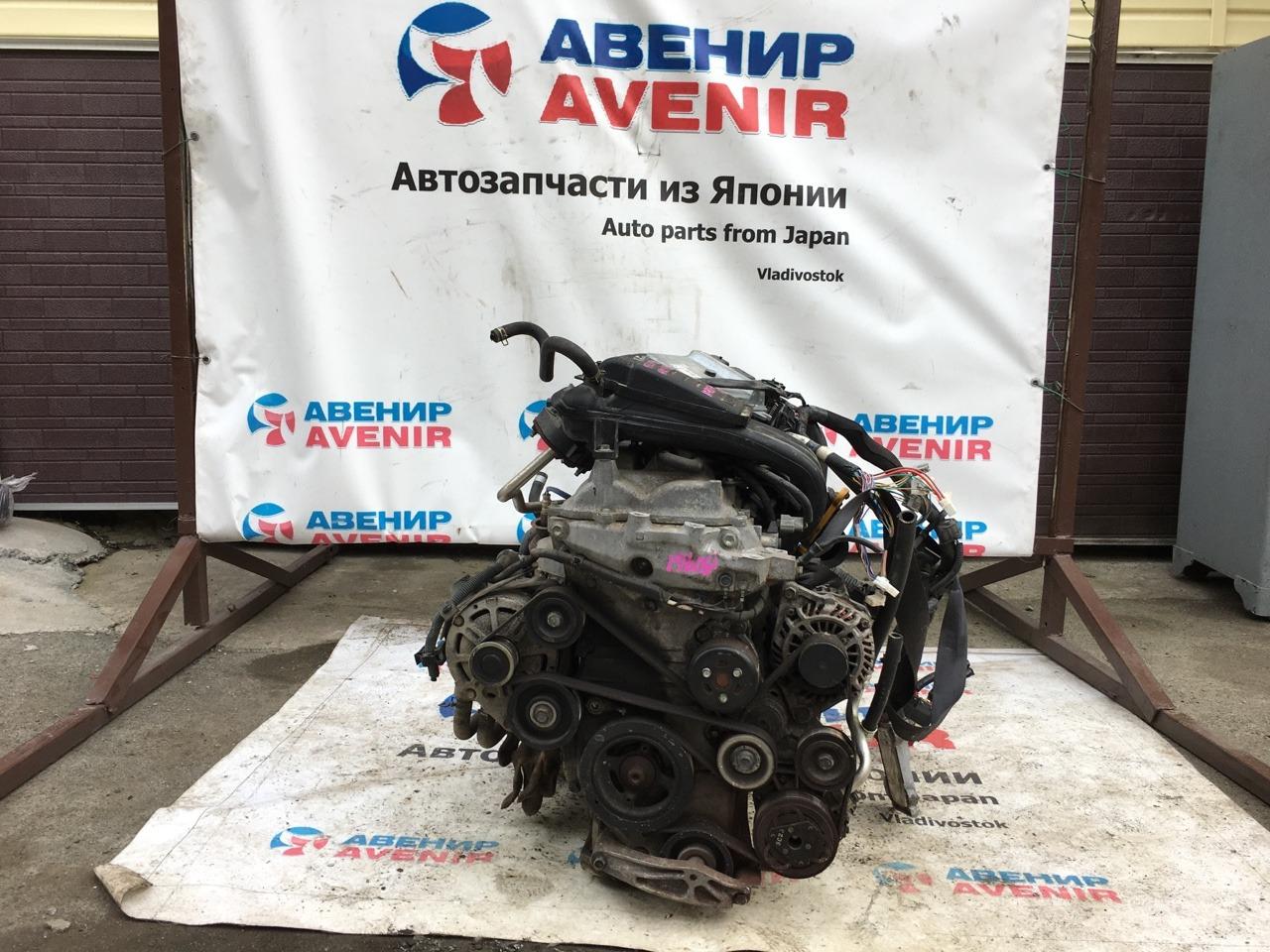 Двигатель Nissan Note NE12 HR12DE