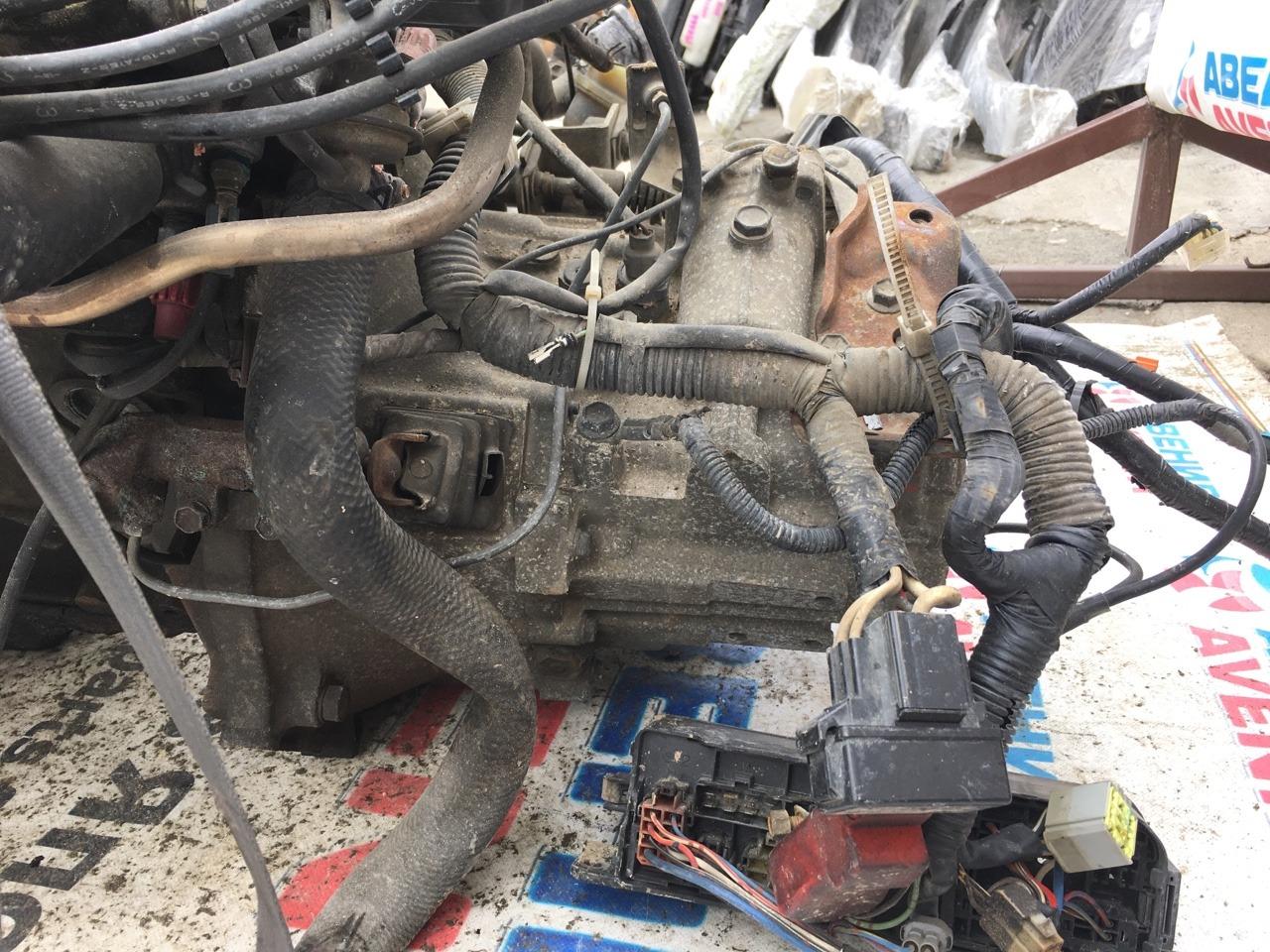 Мкпп Toyota Carina ET176 3E-U