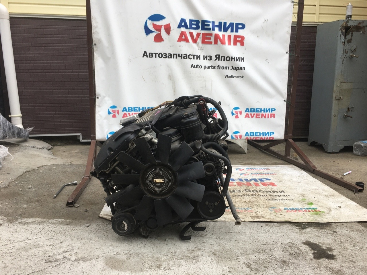 Двигатель Bmw 3-Series E46 M54B22 2002