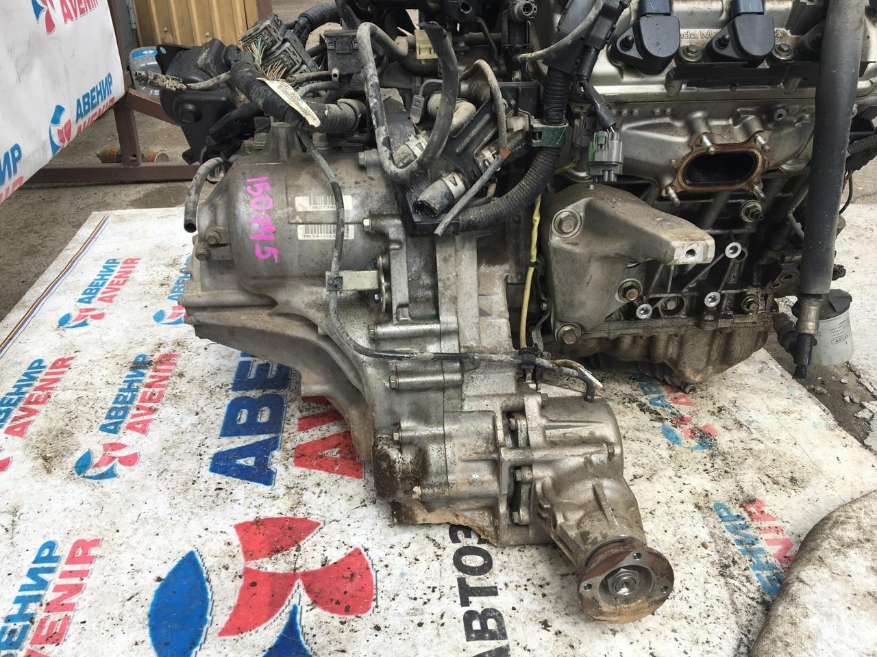 Акпп Honda Elysion RR6 J35A