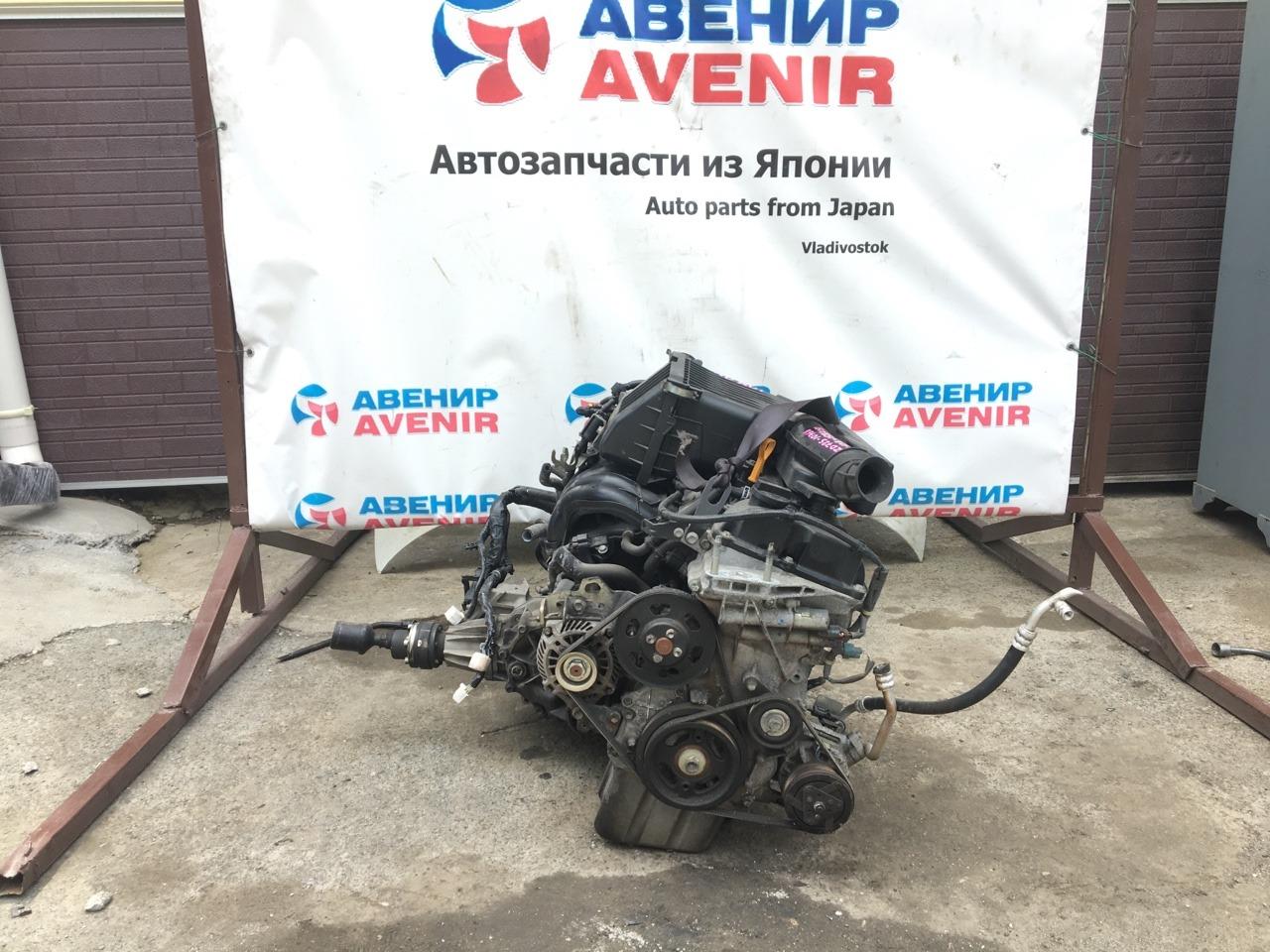 Двигатель Suzuki Swift ZD72S K12B