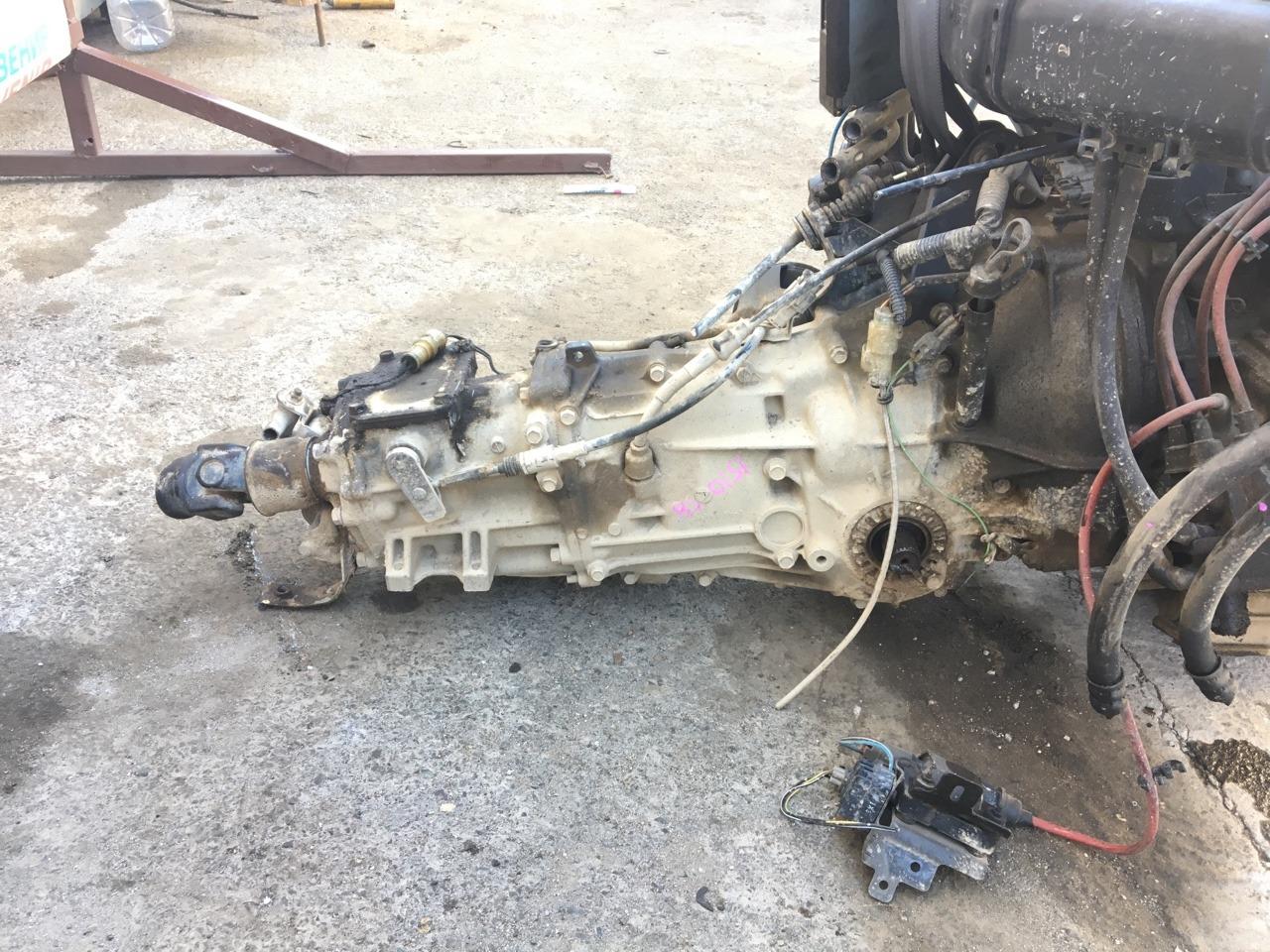 Мкпп Subaru Legacy BF3 EJ18
