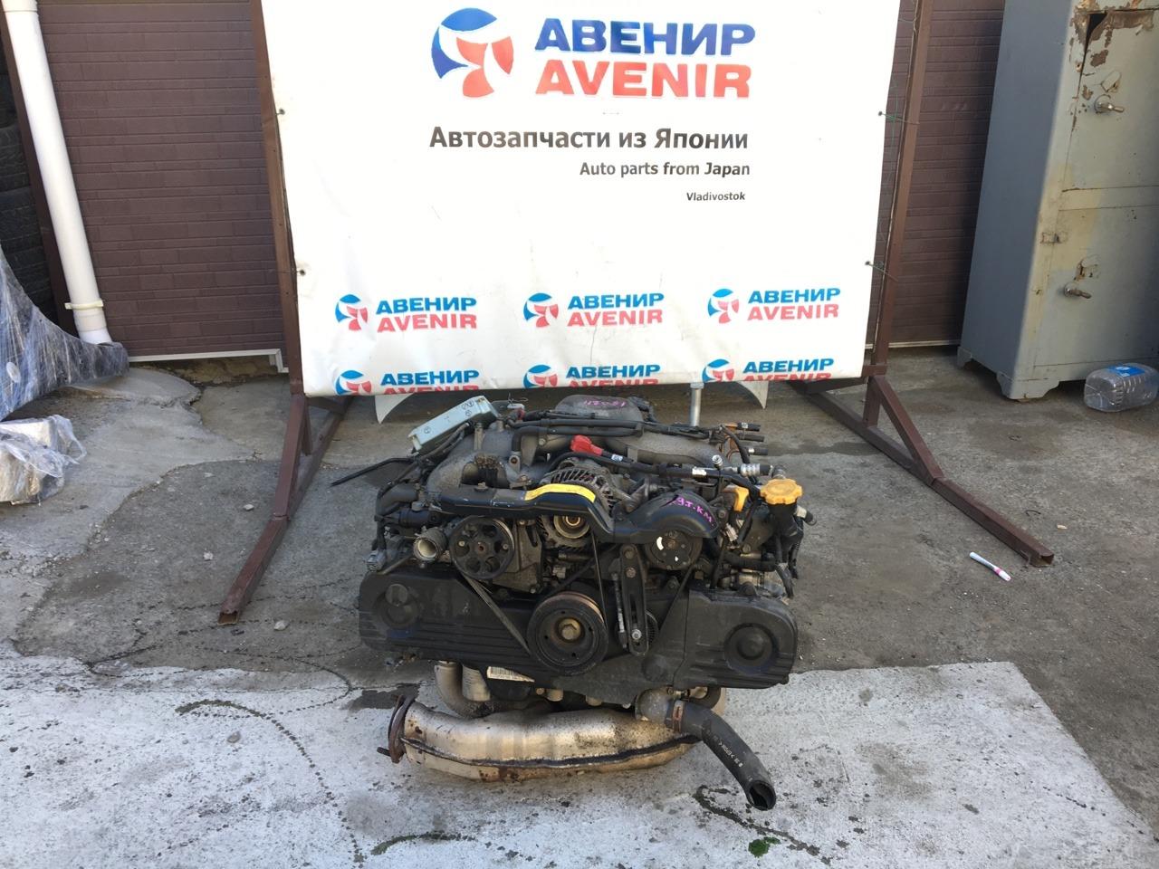 Двигатель Subaru Legacy BP5 EJ203