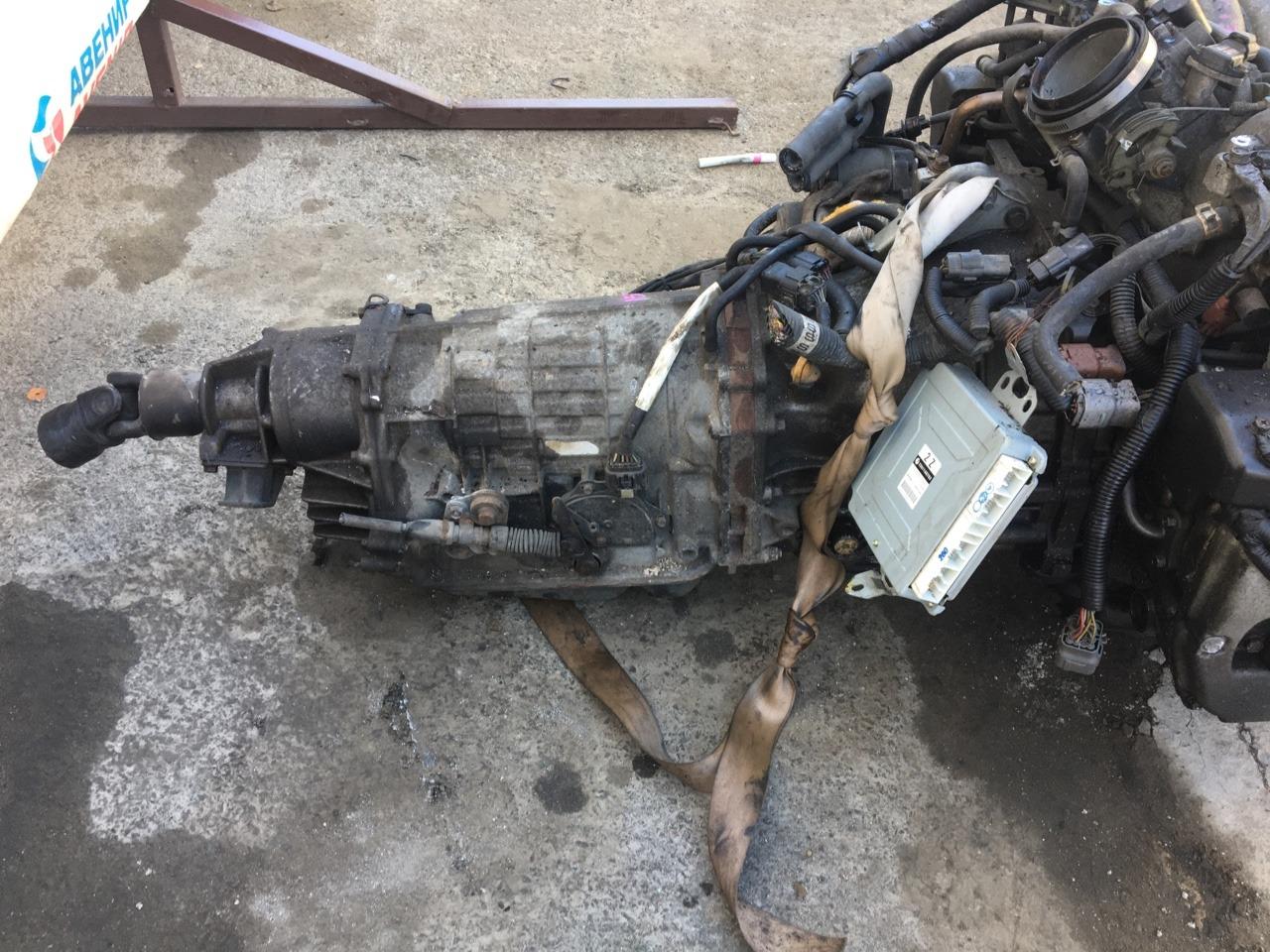 Акпп Subaru Legacy BHE EZ30
