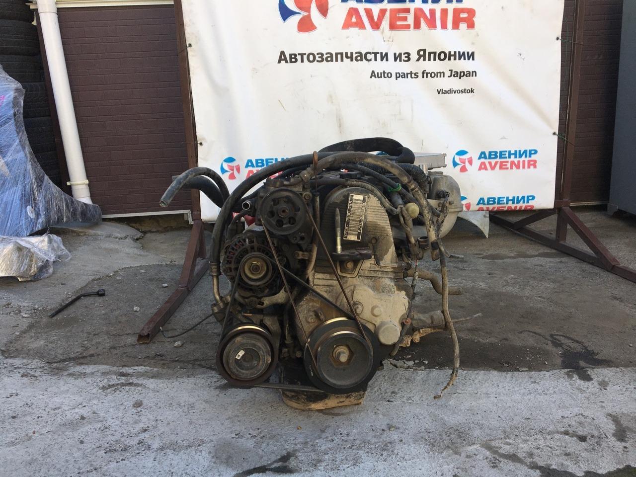 Двигатель Honda Odyssey RA7 F23A