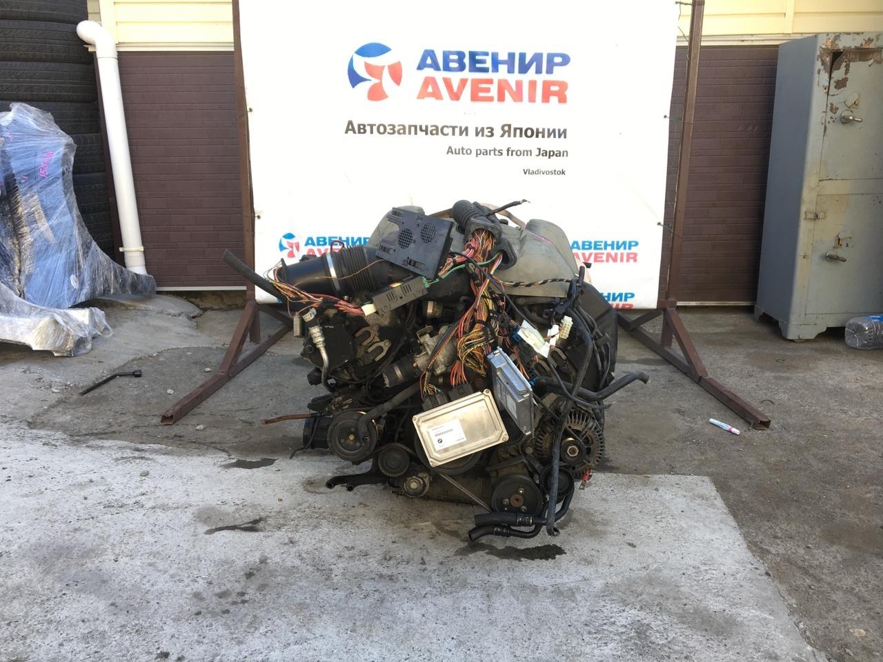 Двигатель Bmw X5 E53 N62B44