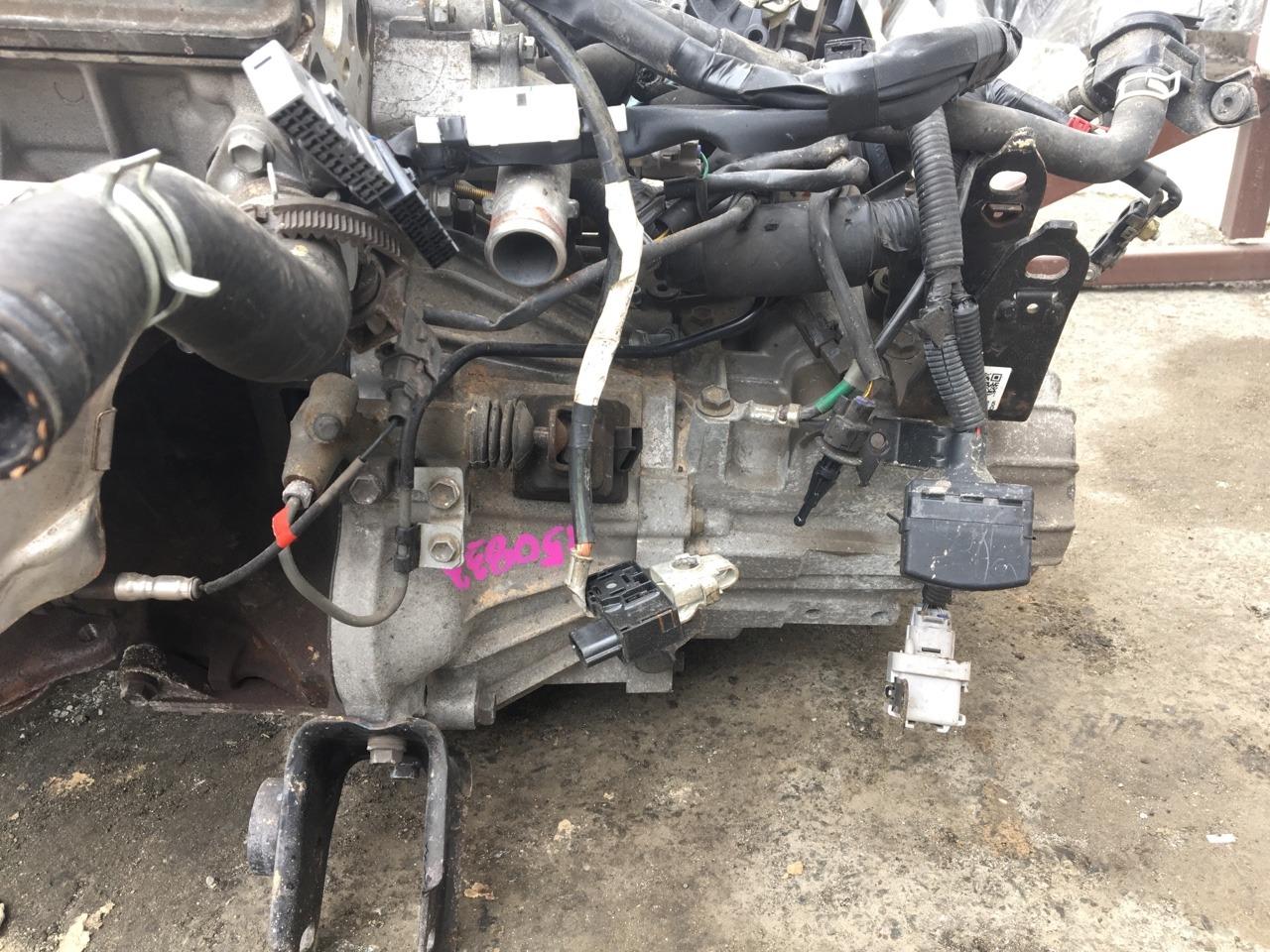 Мкпп Toyota Corolla AE100 5A-FE