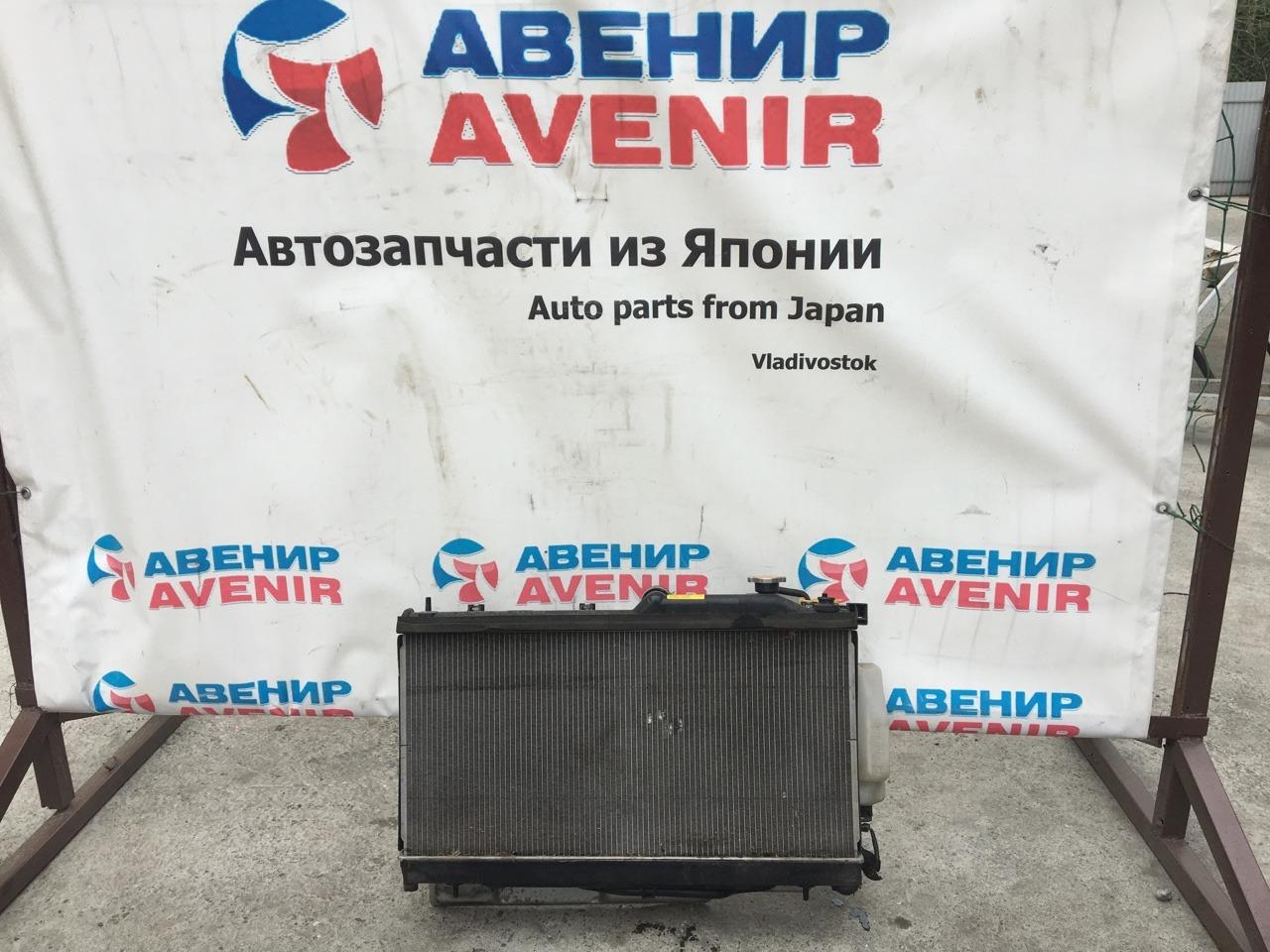Радиатор Subaru Forester SH5 EJ204