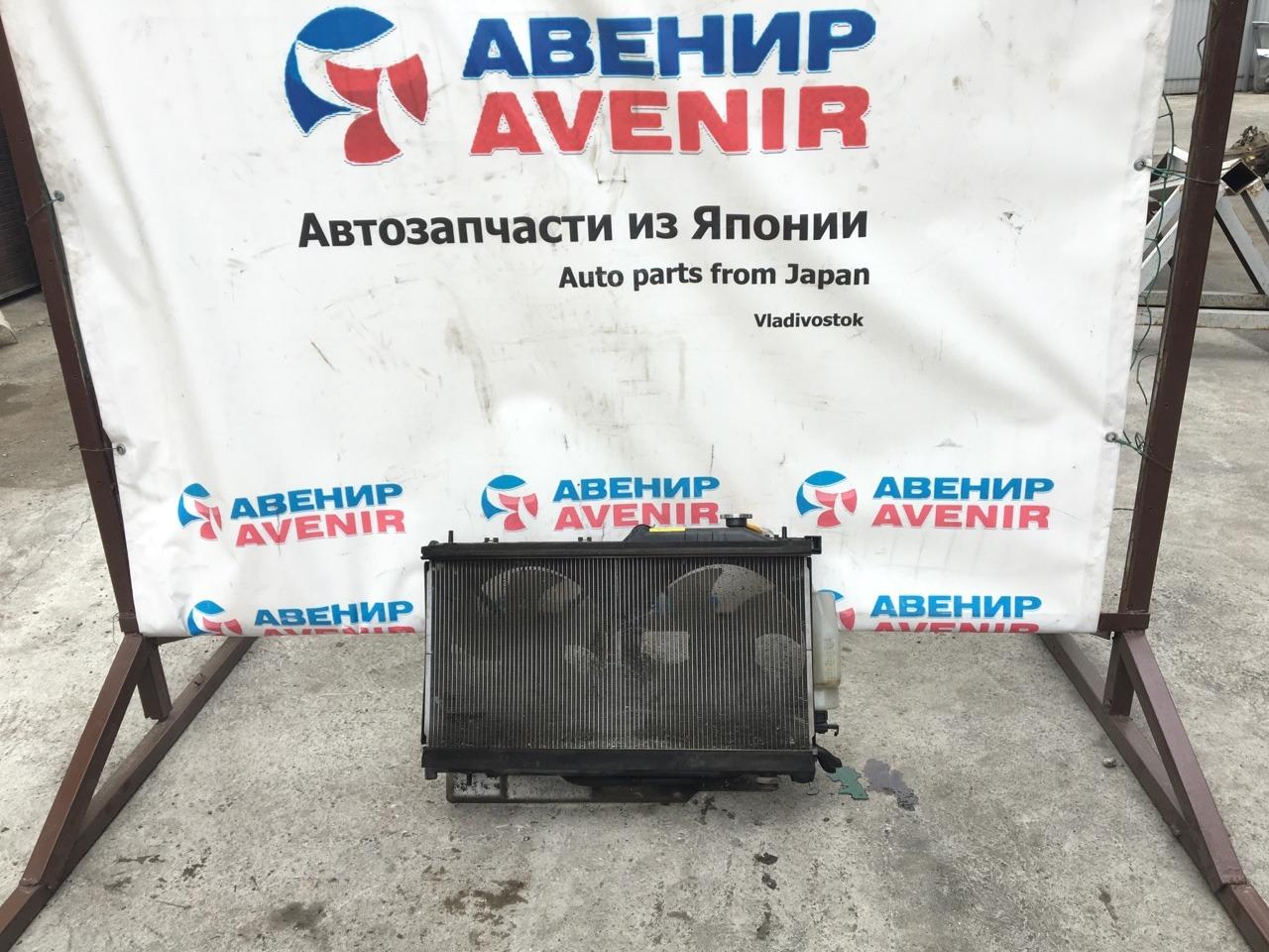 Радиатор Subaru Legacy BP5 EJ203