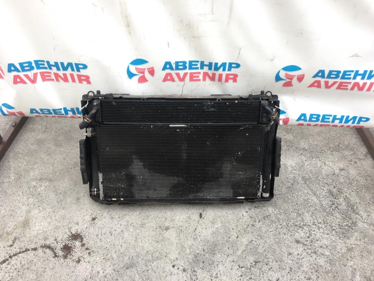 Радиатор Toyota Estima AHR20 2AZ-FXE