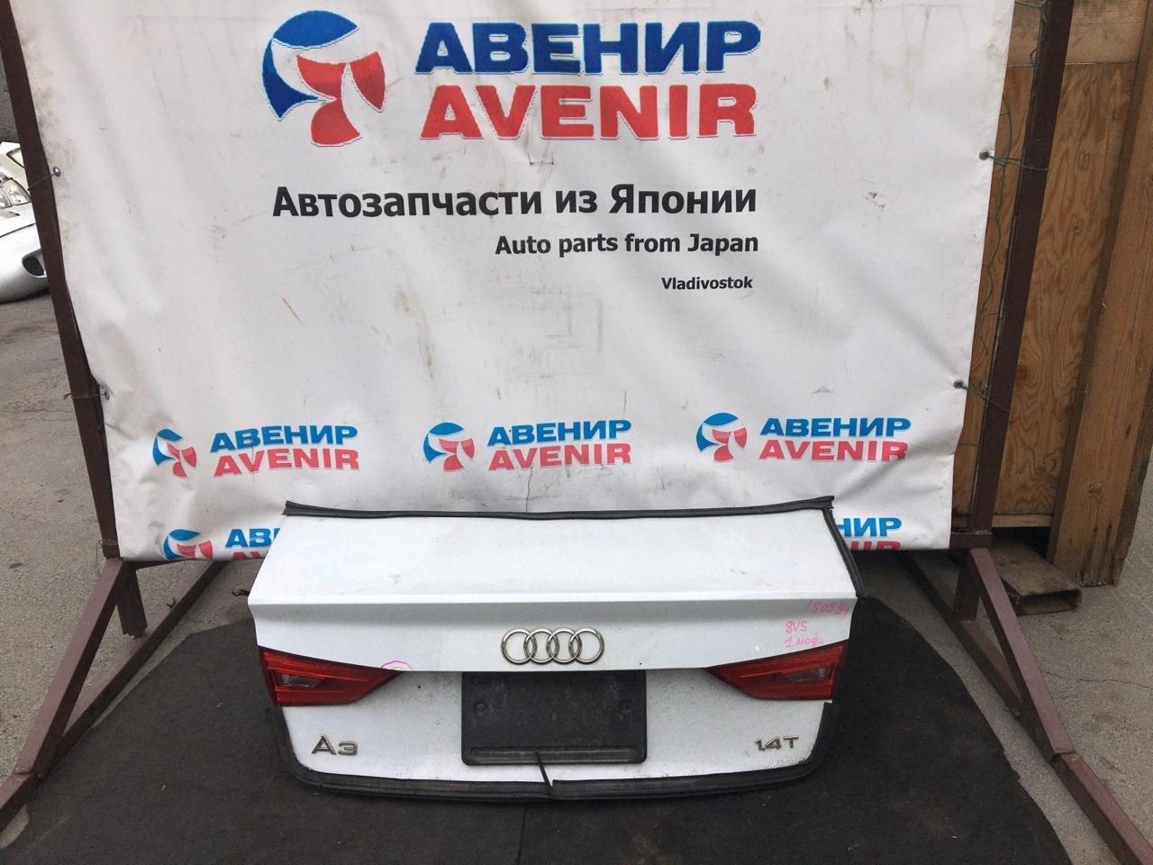 Крышка багажника Audi A3 8VS