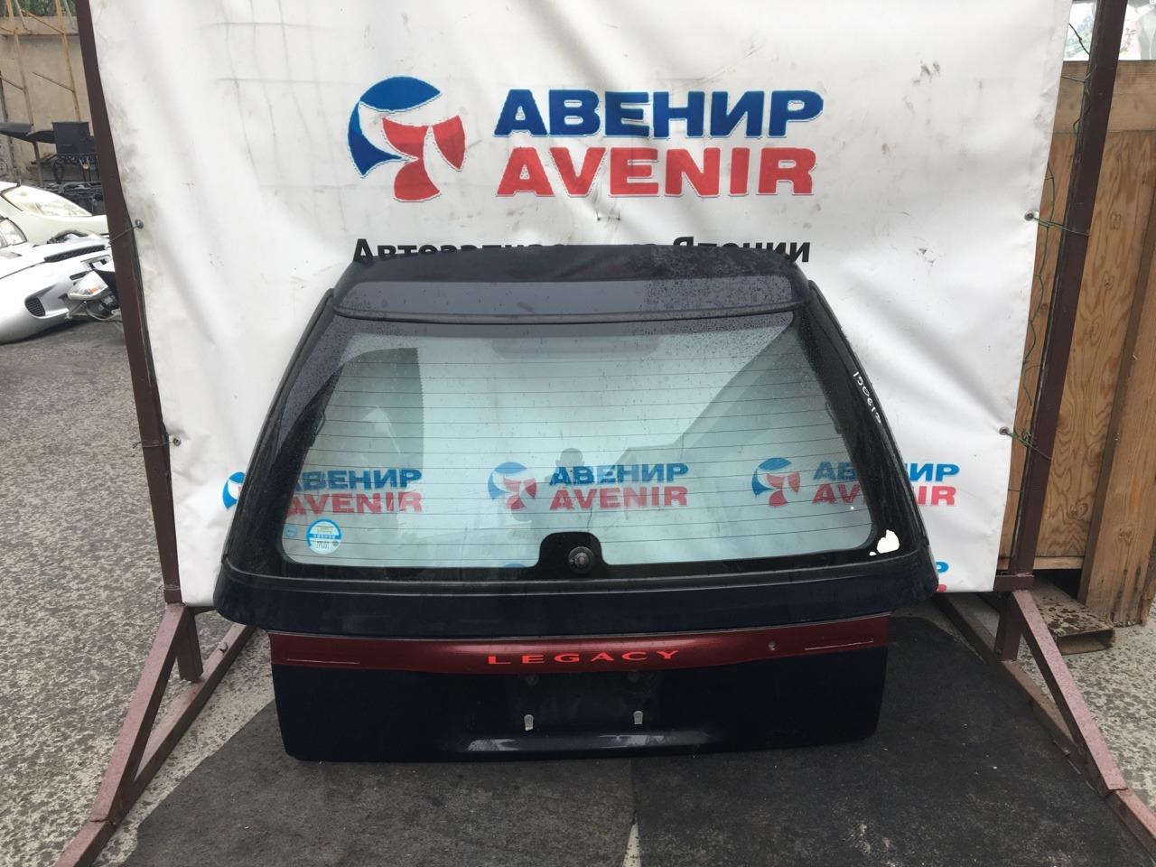 Дверь задняя Subaru Legacy BF3 задняя