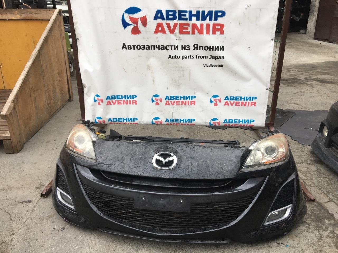 Nose cut Mazda Axela BLEFP