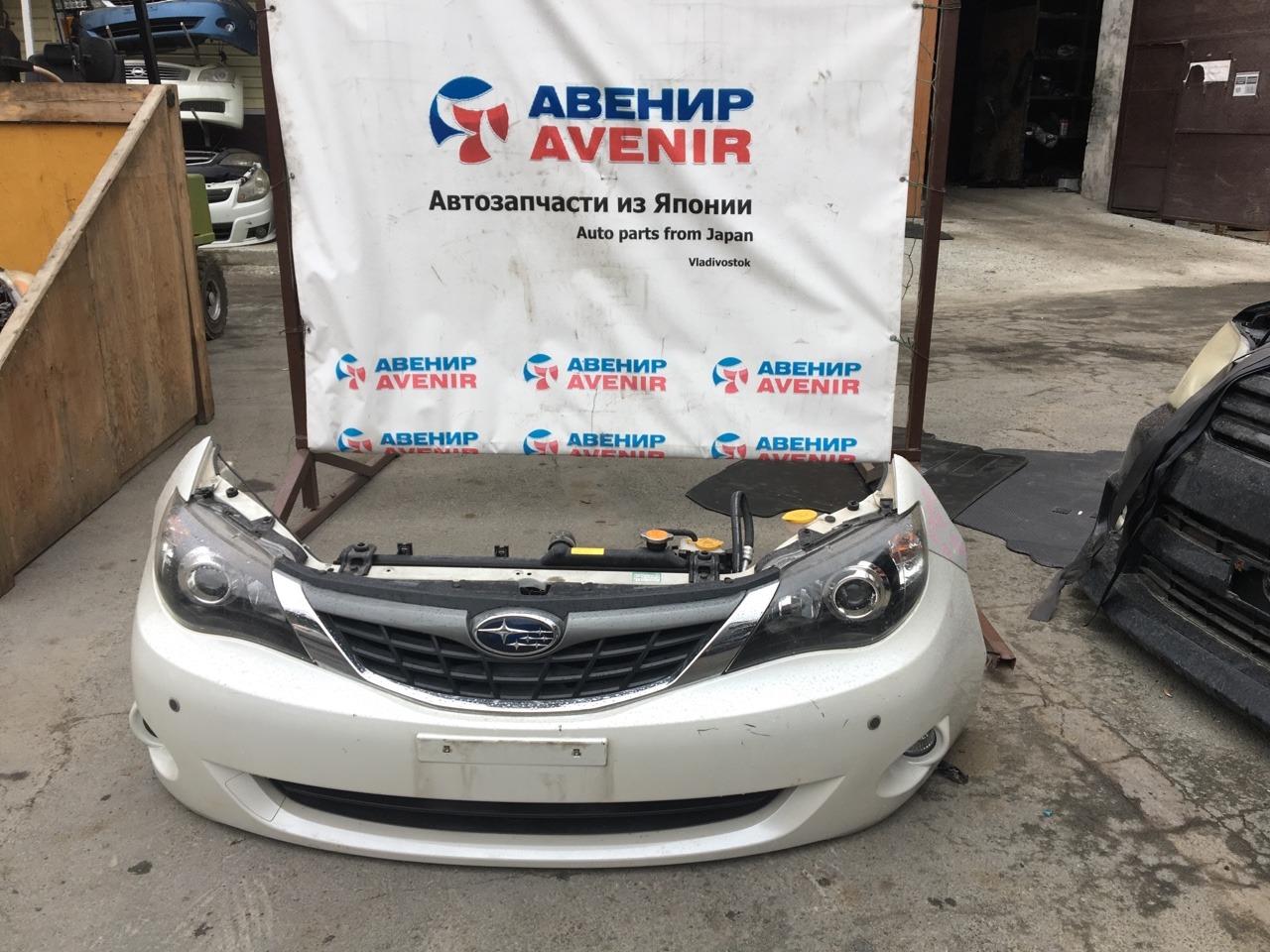 Nose cut Subaru Impreza GH3 EL154