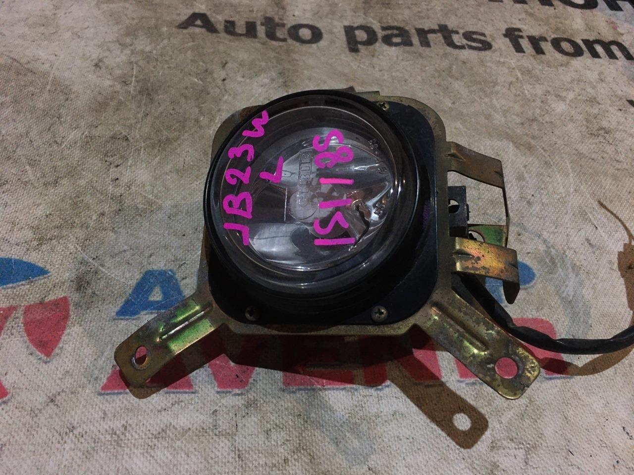 Туманка Suzuki Jimny JB23W левая