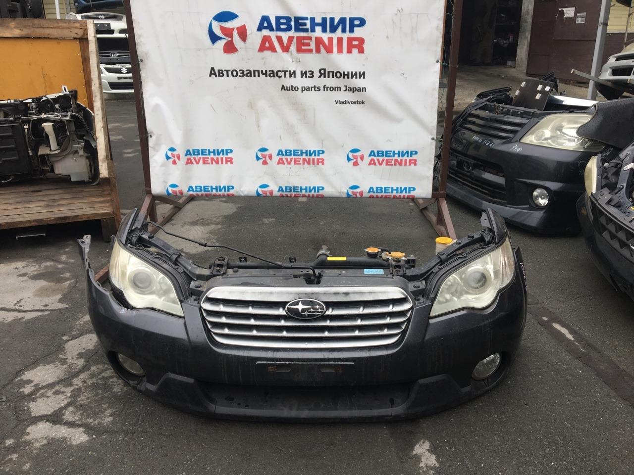 Nose cut Subaru Legacy BP9 EJ253