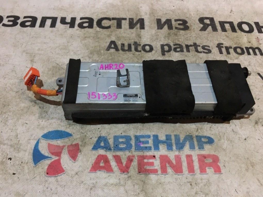 Электронный блок Toyota Estima AHR20
