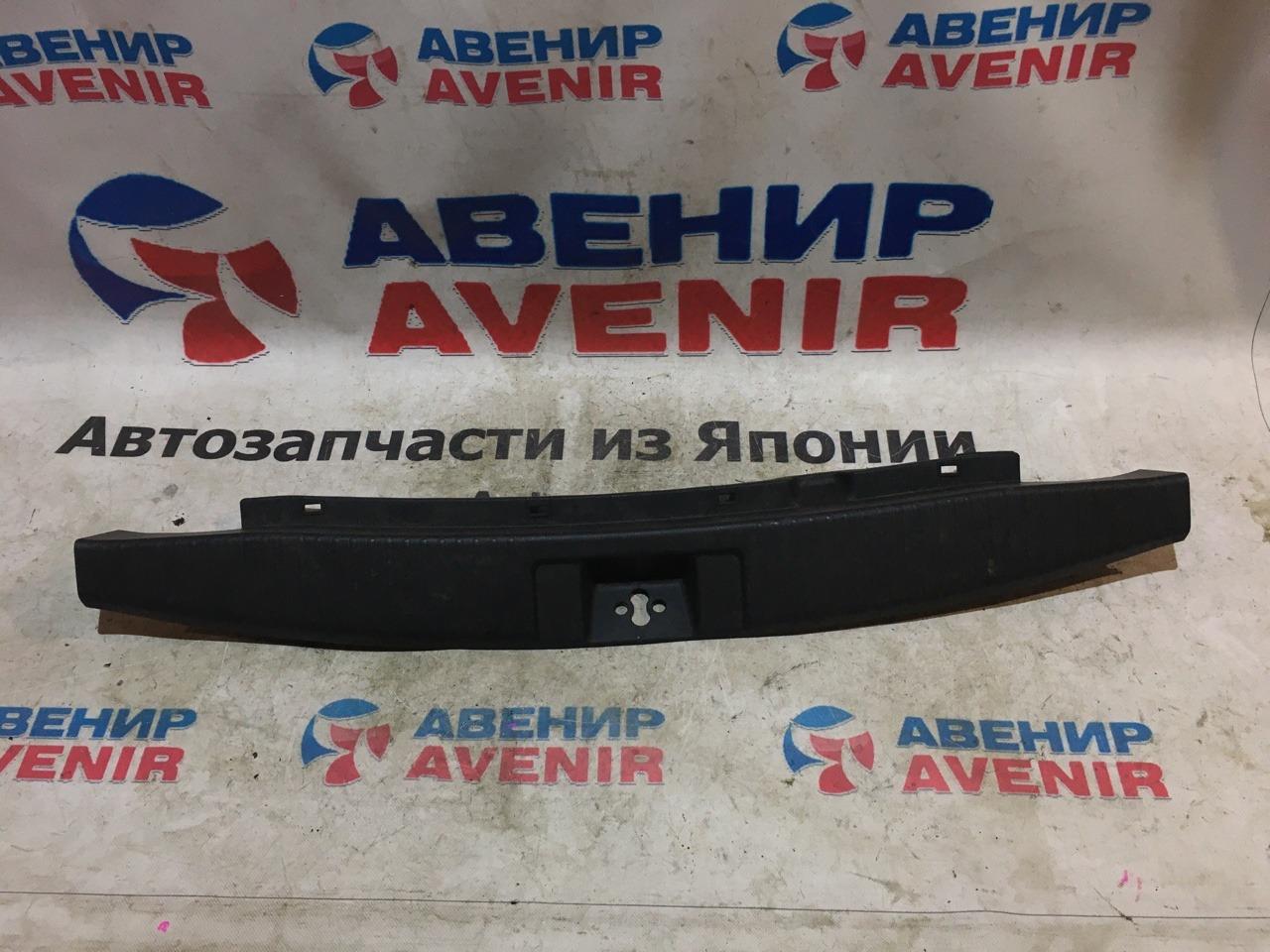 Накладка замка багажника Honda Vezel RU1 задняя
