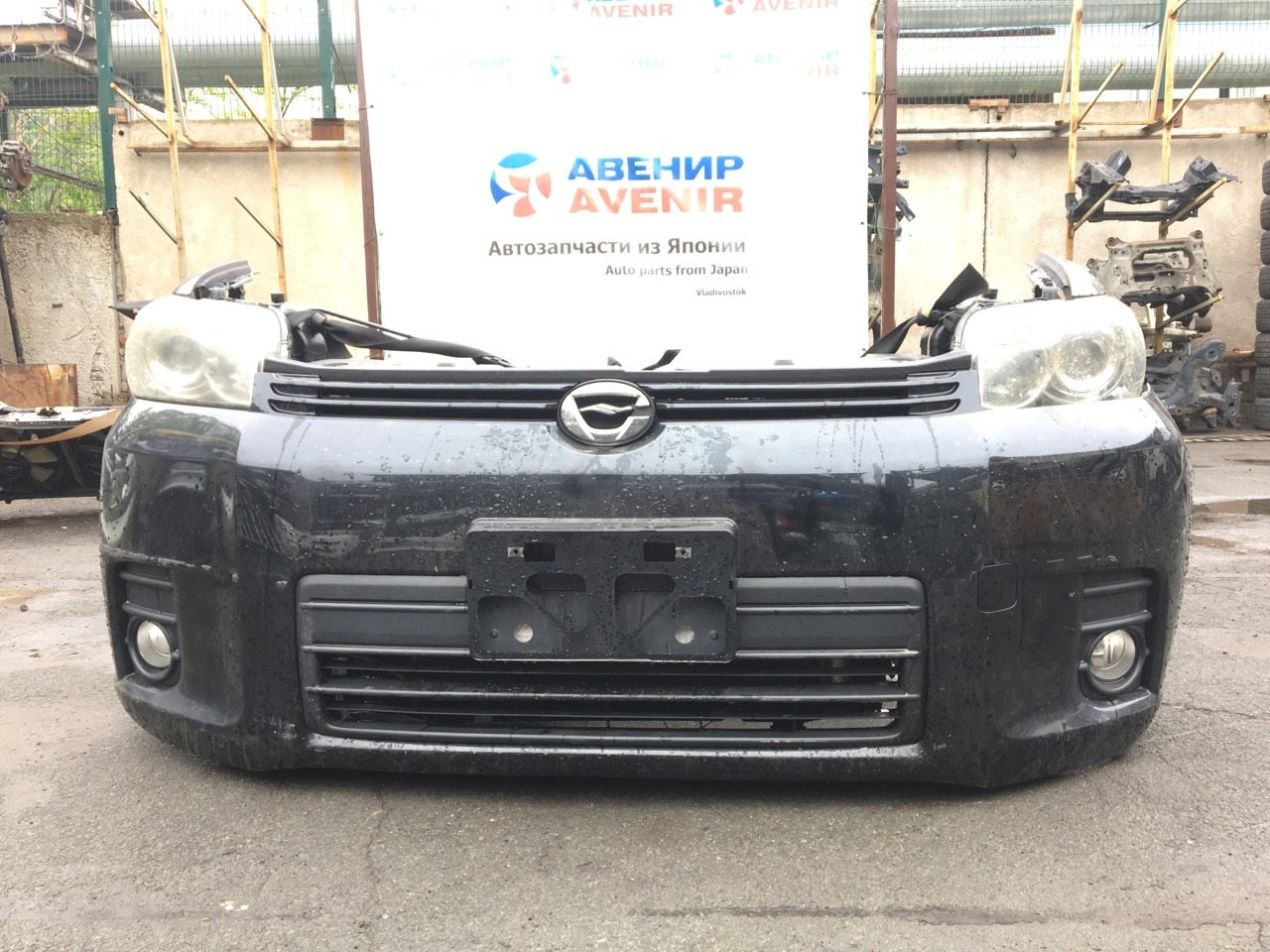 Nose cut Toyota Corolla Rumion ZRE154 2ZR-FE