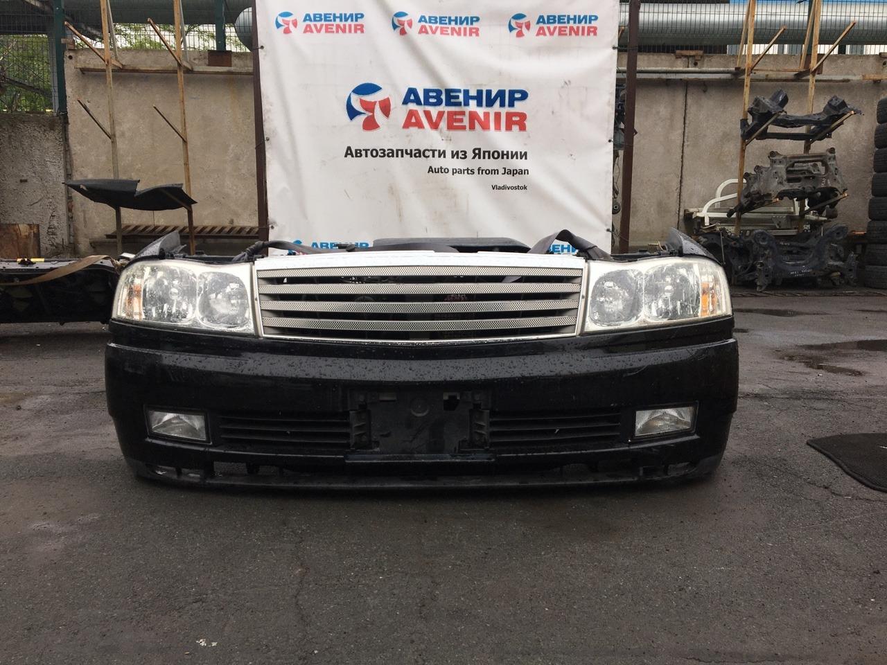 Nose cut Nissan Gloria Y34 VQ25DD