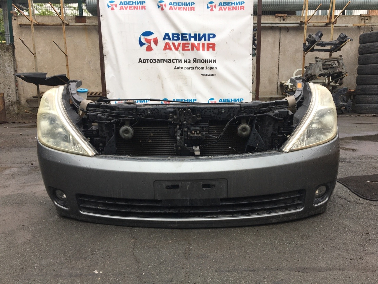 Nose cut Nissan Presage TNU31 QR25DE