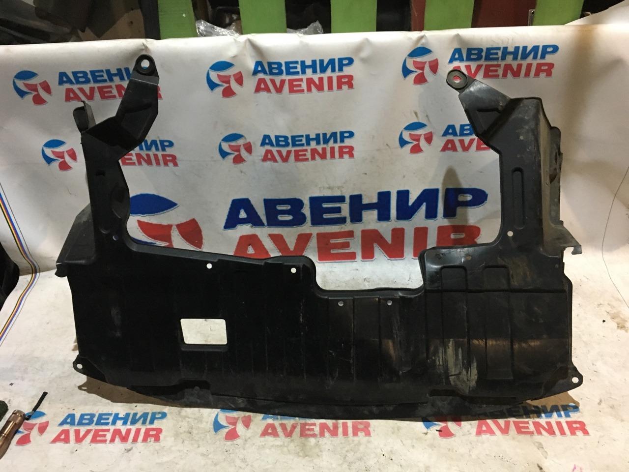 Защита двигателя Honda Airwave GJ1 передняя