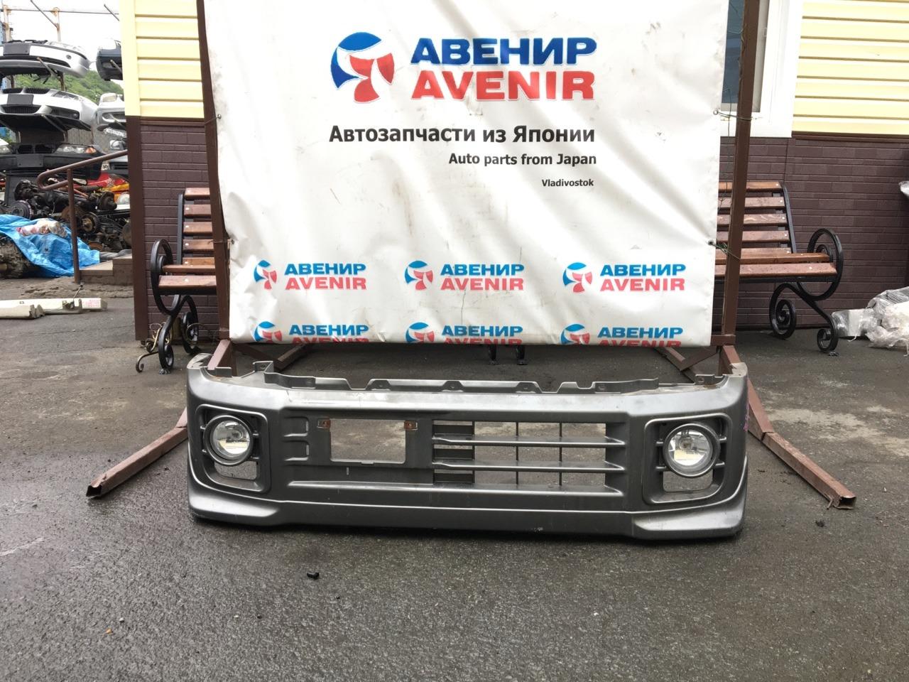 Бампер Mitsubishi Toppo Bj H41A передний
