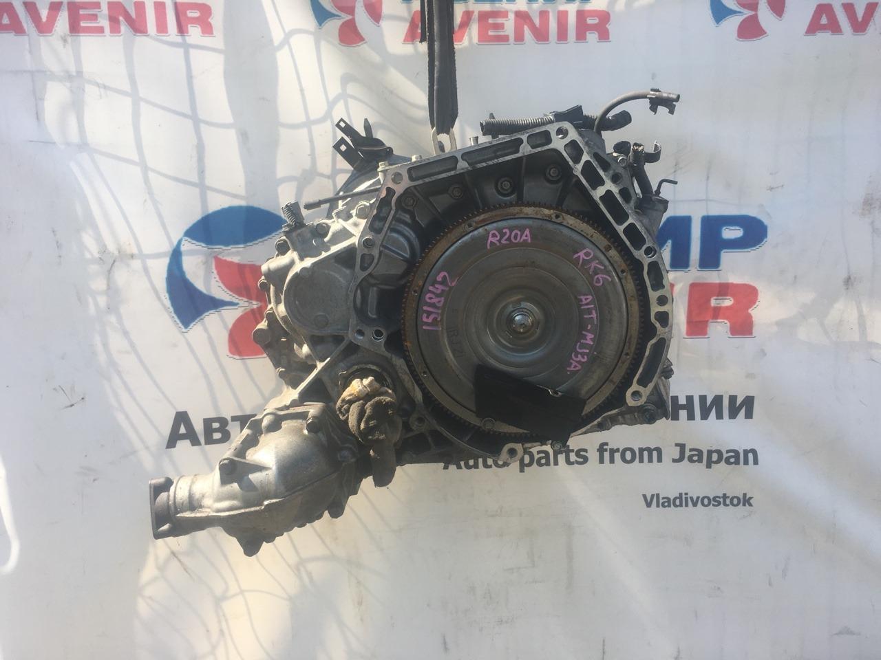 Акпп Honda Stepwgn RK6 R20A