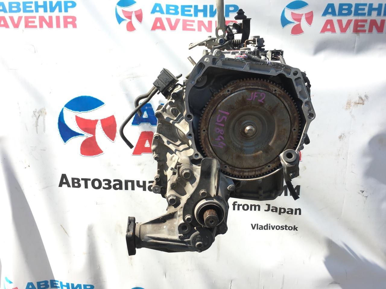 Акпп Honda N-Box JF2 S07A