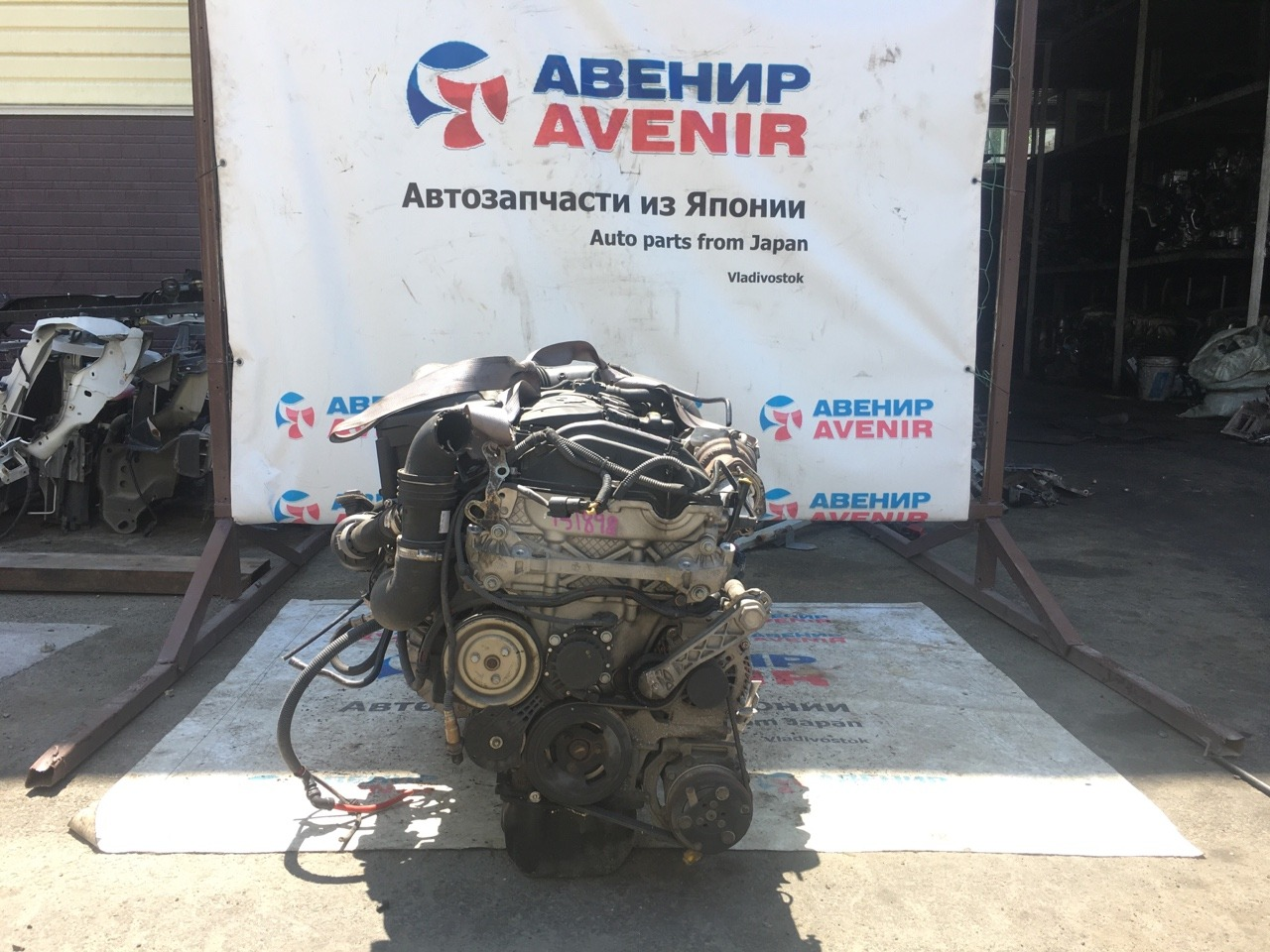 Двигатель Mini Cooper S R56 N14B16