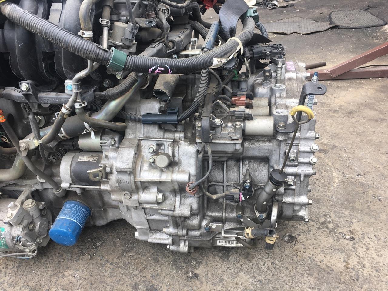 Акпп Honda Airvawe GJ1 L15A