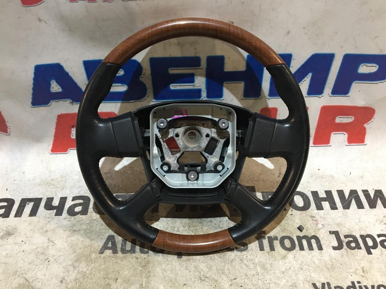 Руль Nissan Tiida С11