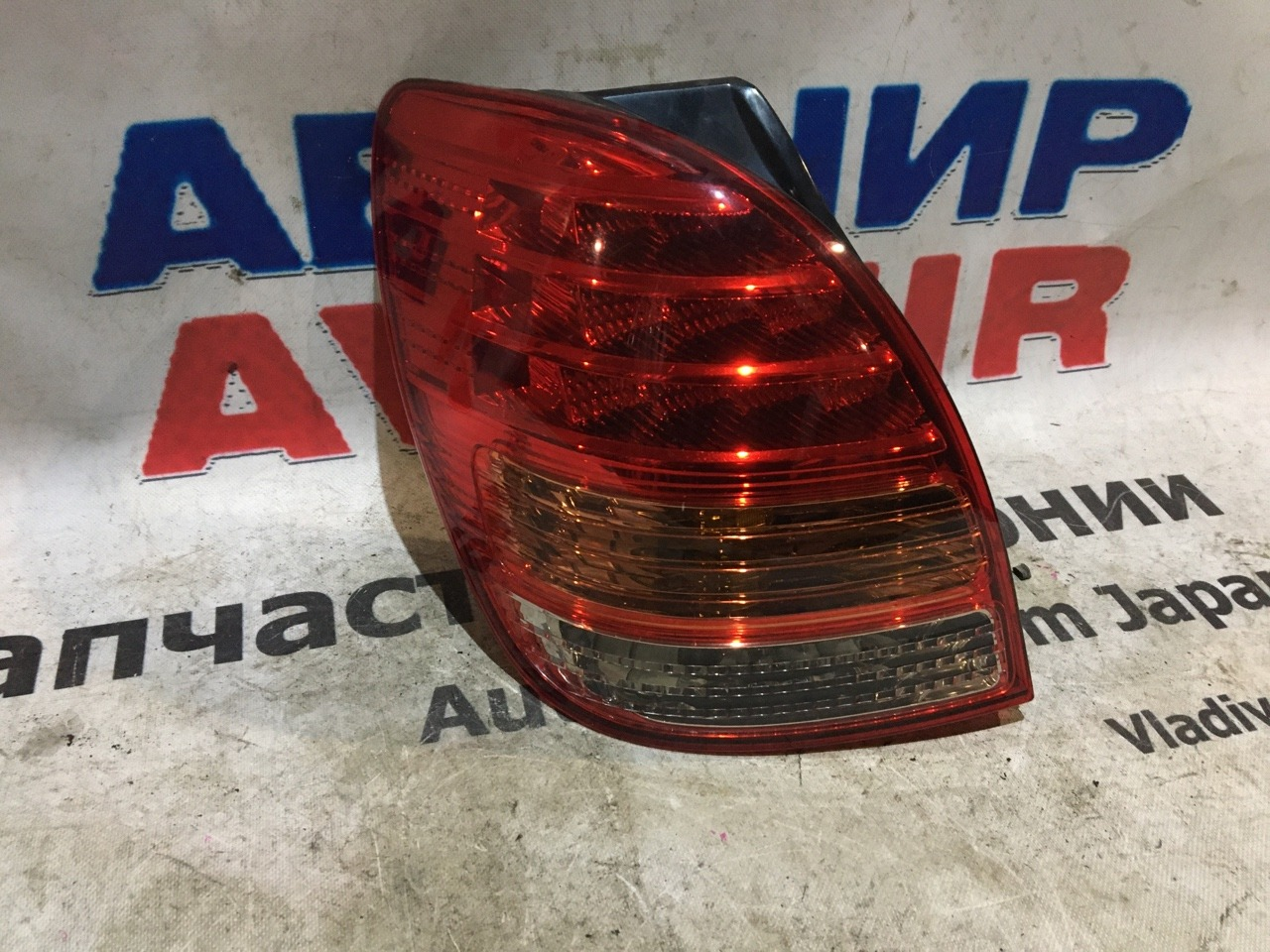 Стоп-сигнал Toyota Corolla Spacio ZZE124 задний левый