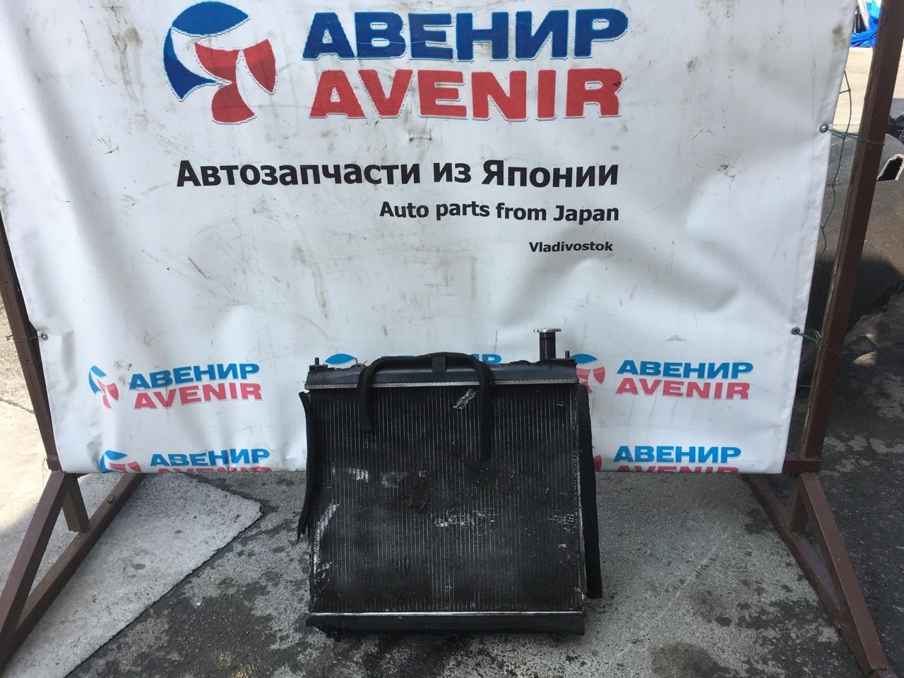 Радиатор Toyota Hiace Regius RCH47 3RZ