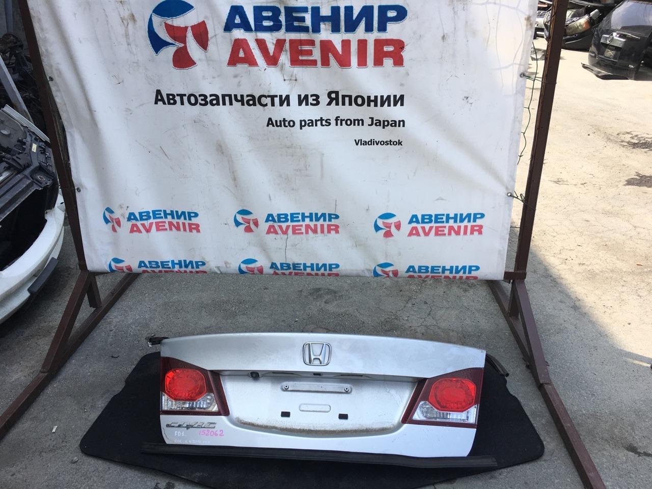 Крышка багажника Honda Civic Ferio FD1